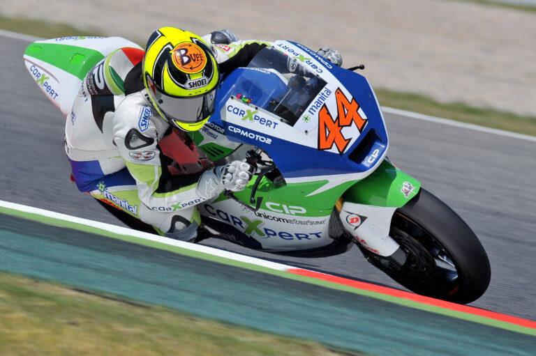 ROBERTO ROLFO ITA ITALIAN TECHNOMAG-CIP, SUTER Moto2  GP Catalogne (Barcelona) 03.06.2012 PSP/Stan Perec